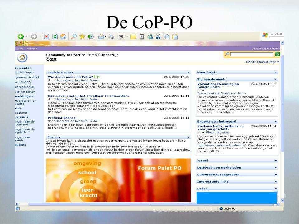 De CoP-PO