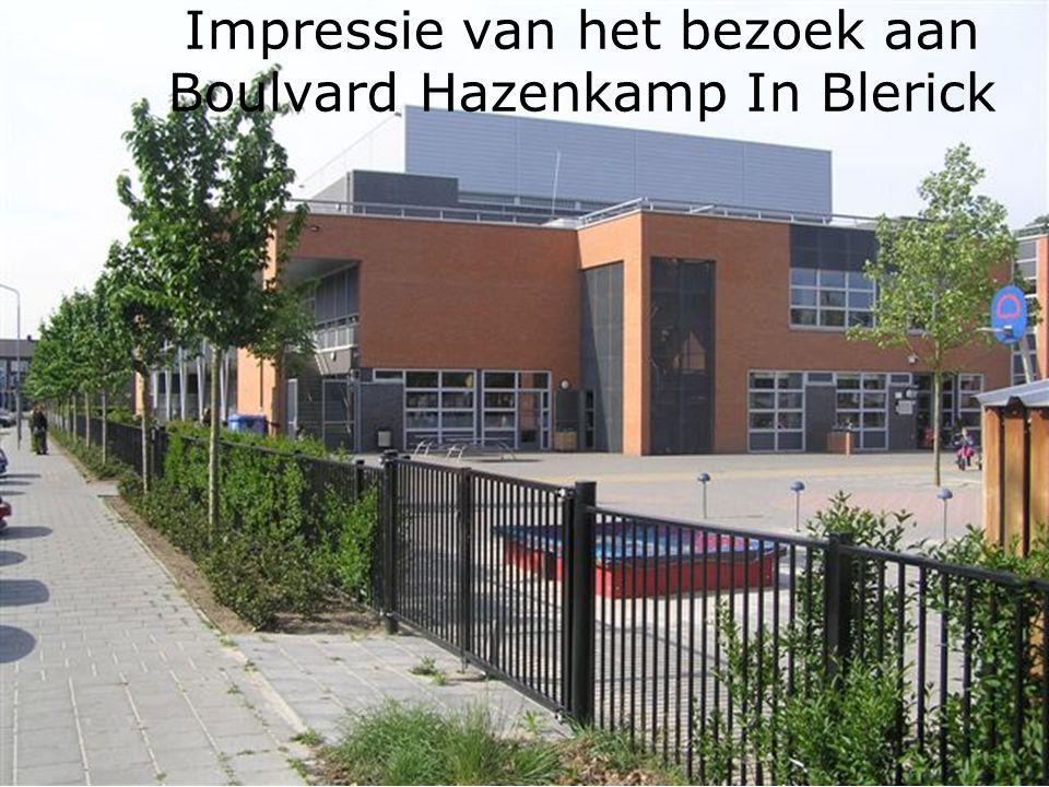 Impressie van het bezoek aan Boulvard Hazenkamp In Blerick
