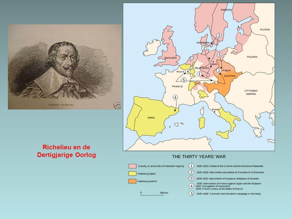 Richelieu en de Dertigjarige Oorlog