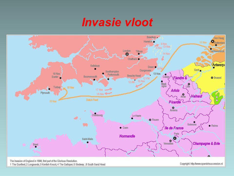Invasie vloot