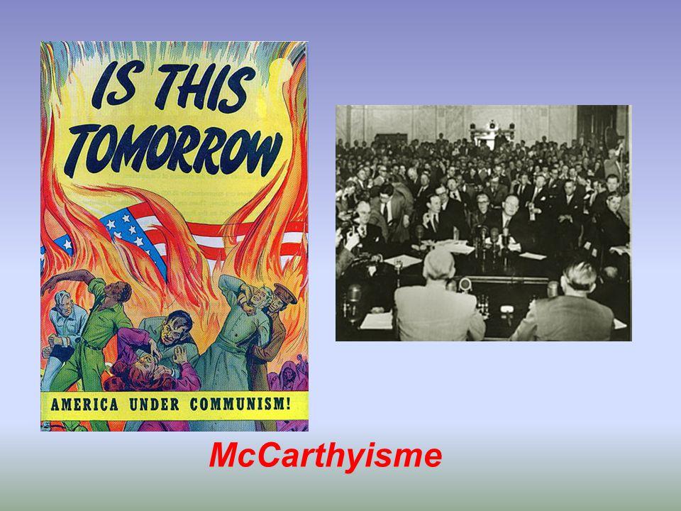 McCarthyisme