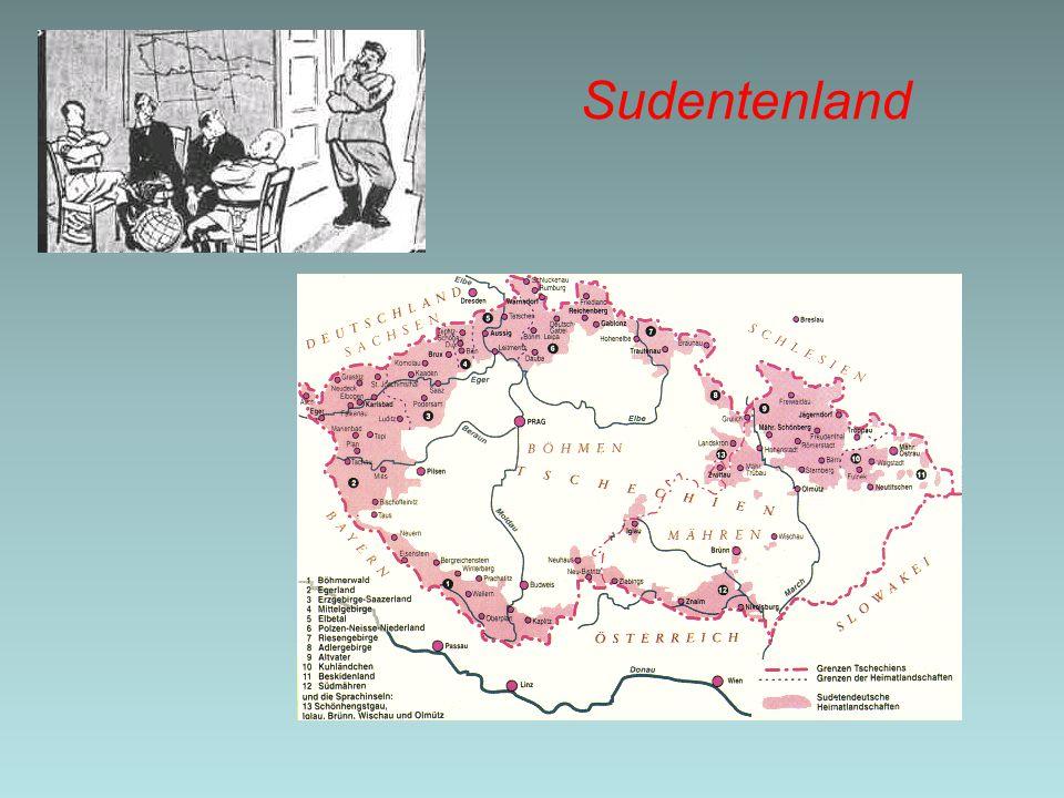 Nieuwe allianties Engeland en Frankrijk wilden samen met Sovjet- Unie Duitsland inkapselen –Wederzijds wantrouwen was echter te groot Duitsland en SU kwamen echter wel tot pact/verdrag – Molotov-Von Ribbentroppact (1939)