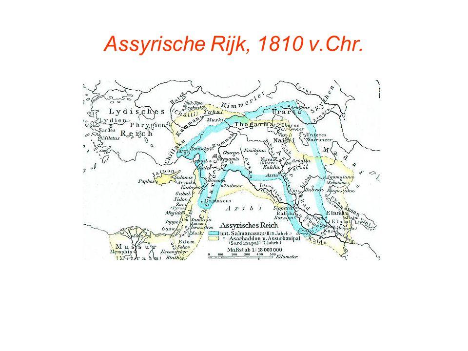 Assyrische Rijk, 1810 v.Chr.