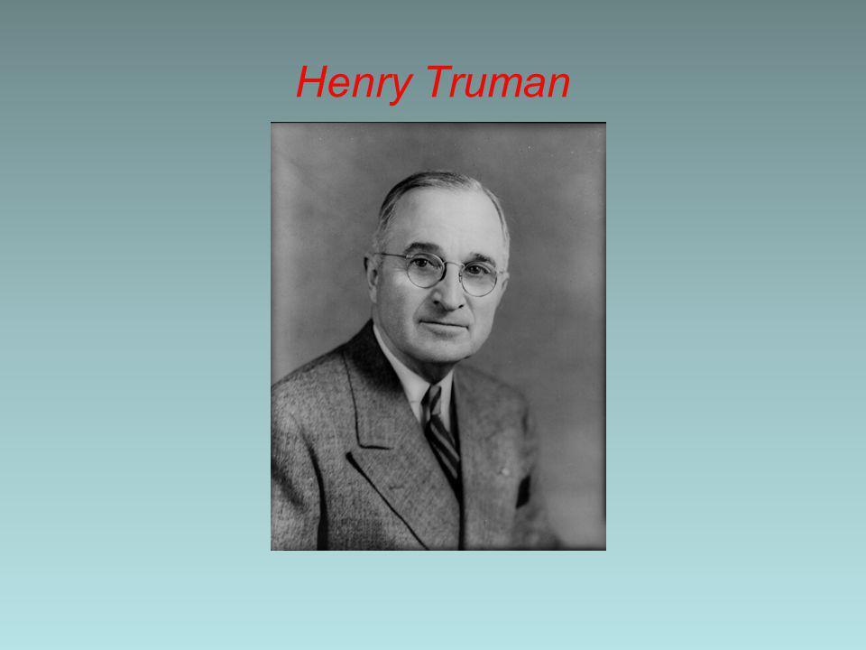 Henry Truman