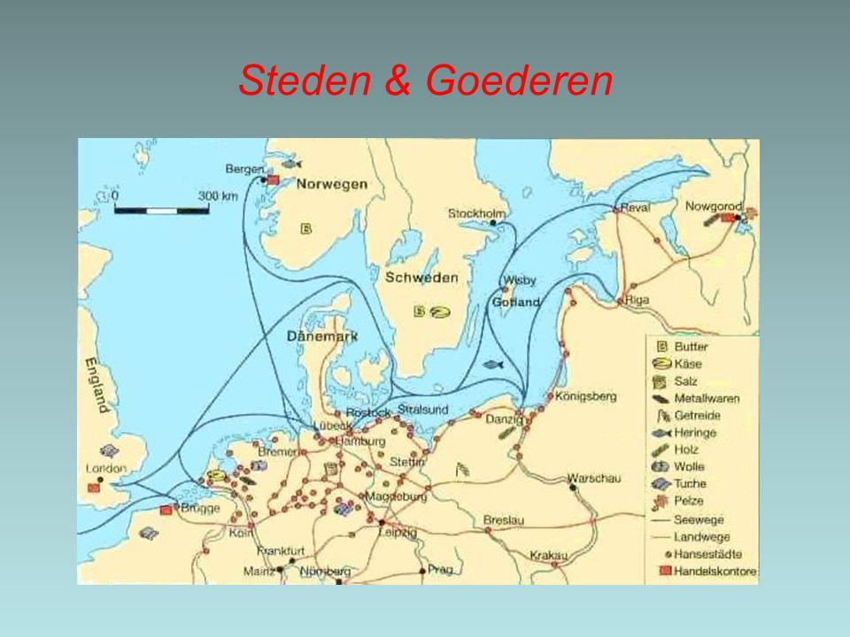 Steden & Goederen