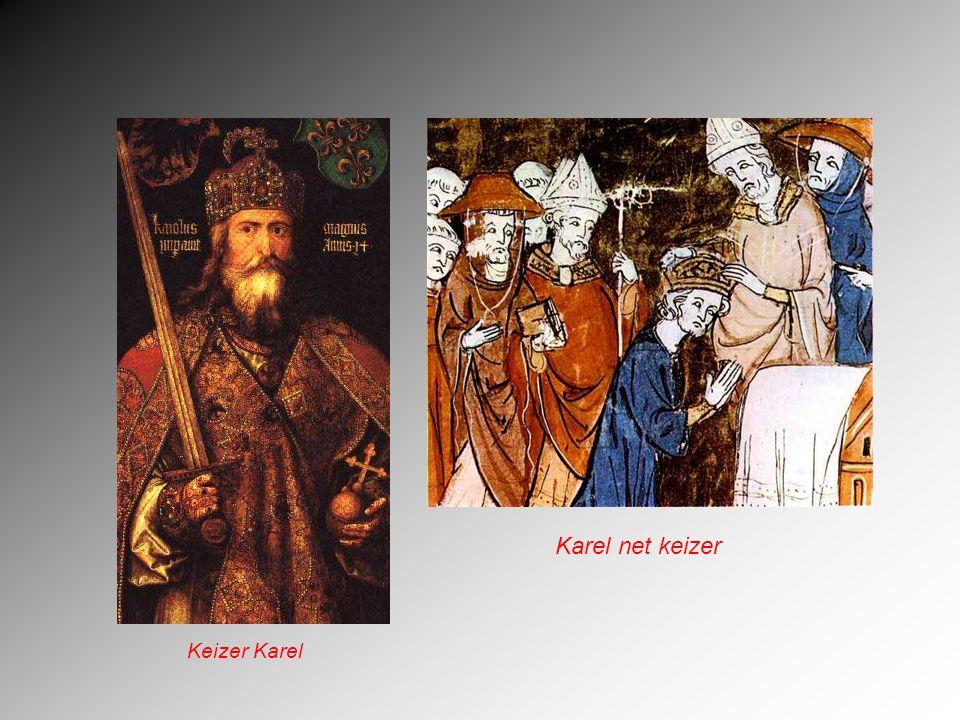 Keizer Karel Karel net keizer