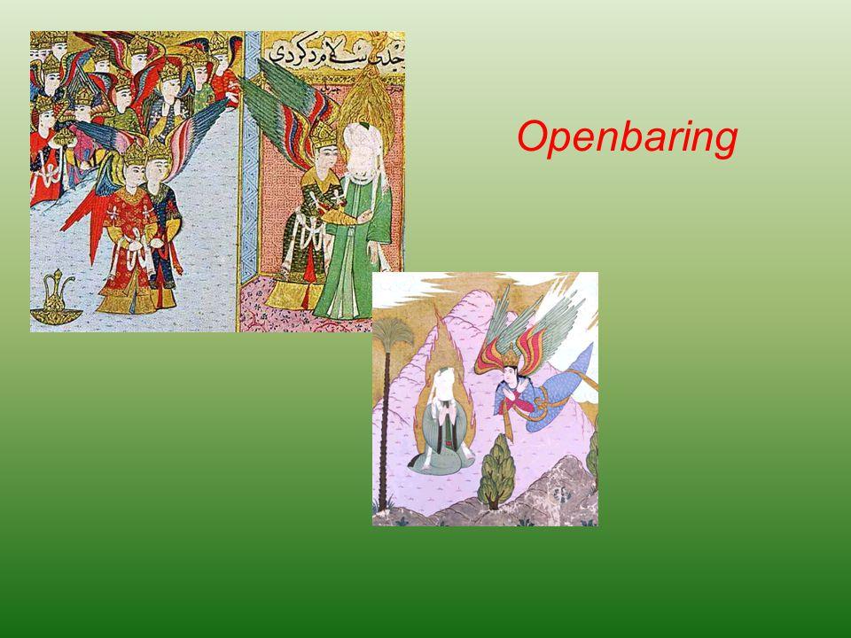 Vlucht naar Medina De toenmalige machthebbers in Mekka moesten niets van Mohammed en zijn boodschap weten –Er ontstond een strijd tussen hen, Mohammed en zijn groeide gevolg/groep volgelingen –In 622 moest Mohammed zelf Mekka ontvluchten en kwam via een omweg in Medina aan waren al veel volgelingen waren de zogenaamde hedsjra.