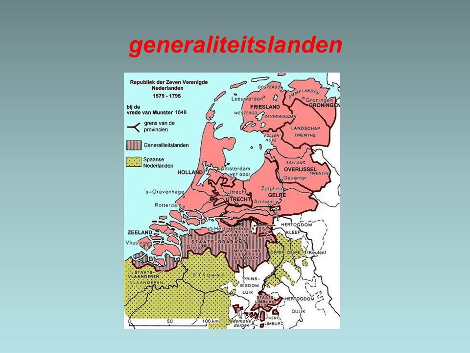 generaliteitslanden