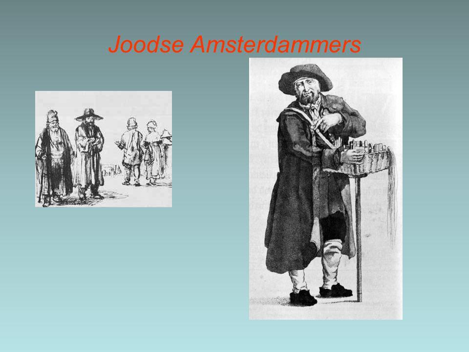 Joodse Amsterdammers
