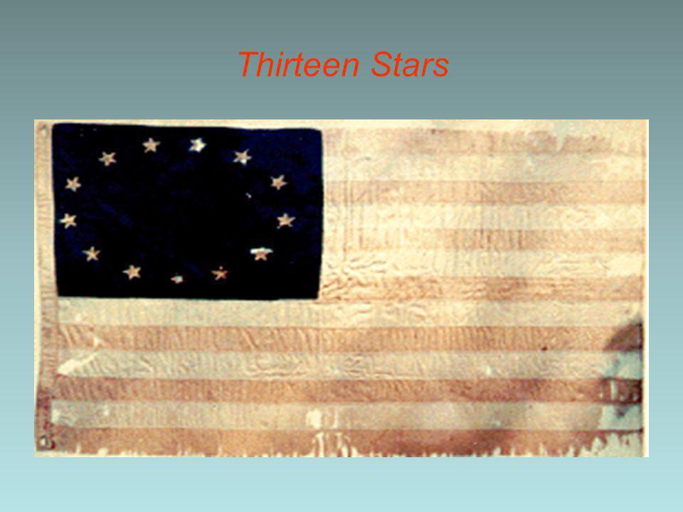 Thirteen Stars