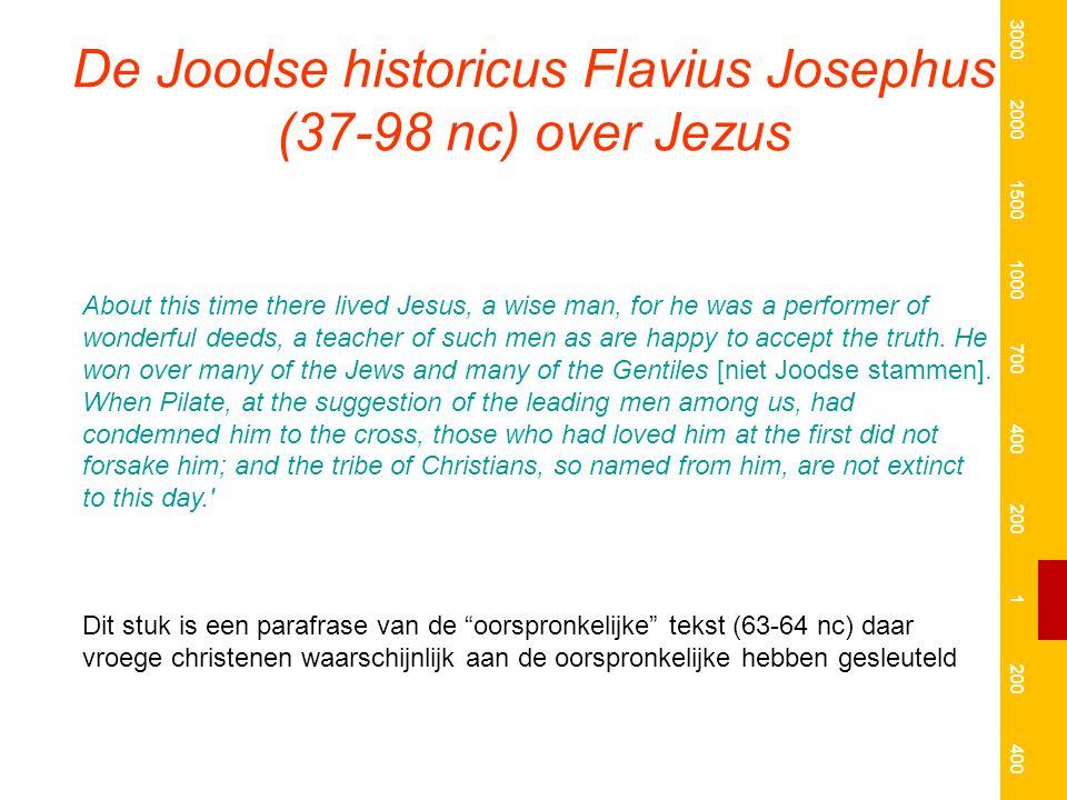 Jozua werd Jezus Het verhaal van Jozua werd op vele manieren doorverteld en werd uiteindelijk aan het papier toevertrouwd –Na een eeuwenlange discussie worden uit de tientallen evangeliën vier gekozen die tezamen – met een aantal andere geschriften – het Nieuwe Testament vormden (367 nc).