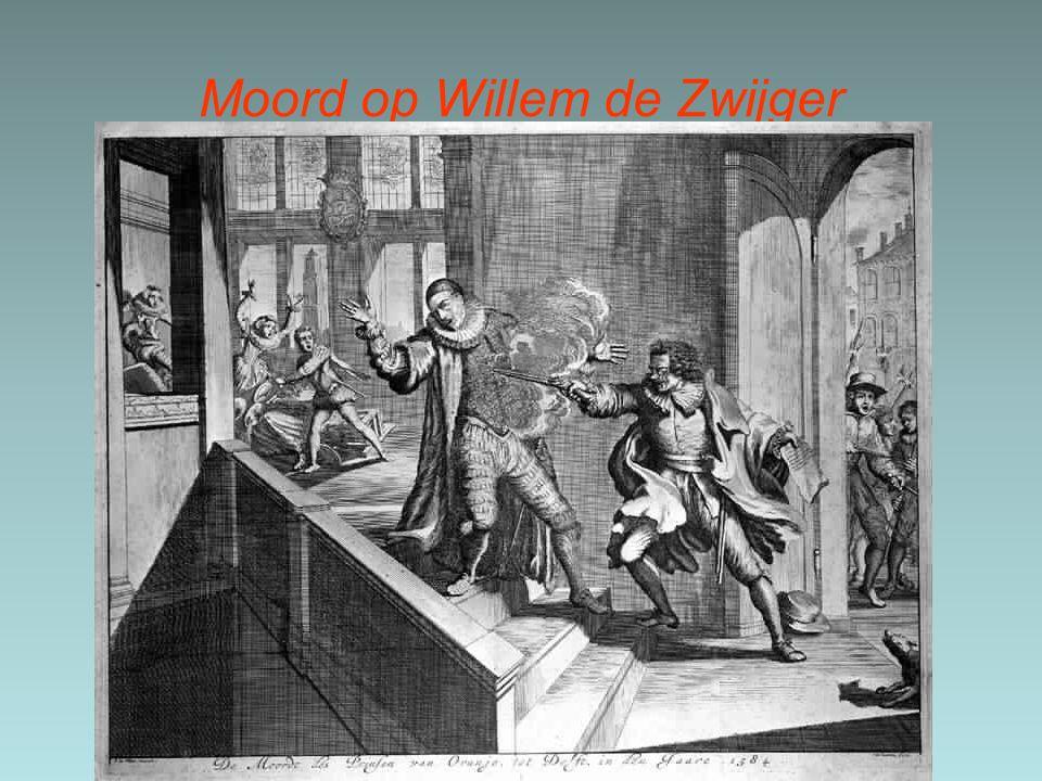 Strijd De Hertog van Parma moest van Filips orde op zaken stellen.