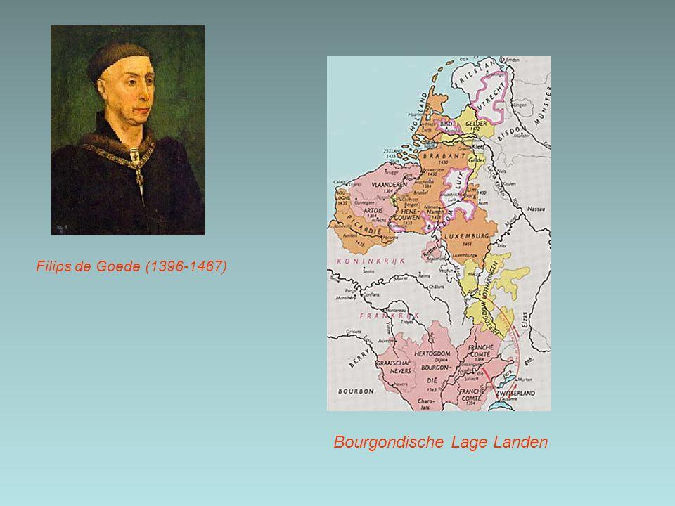 Filips de Goede (1396-1467) Bourgondische Lage Landen