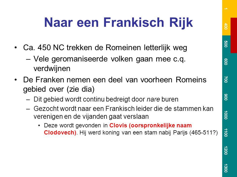 Naar een Frankisch Rijk Ca.