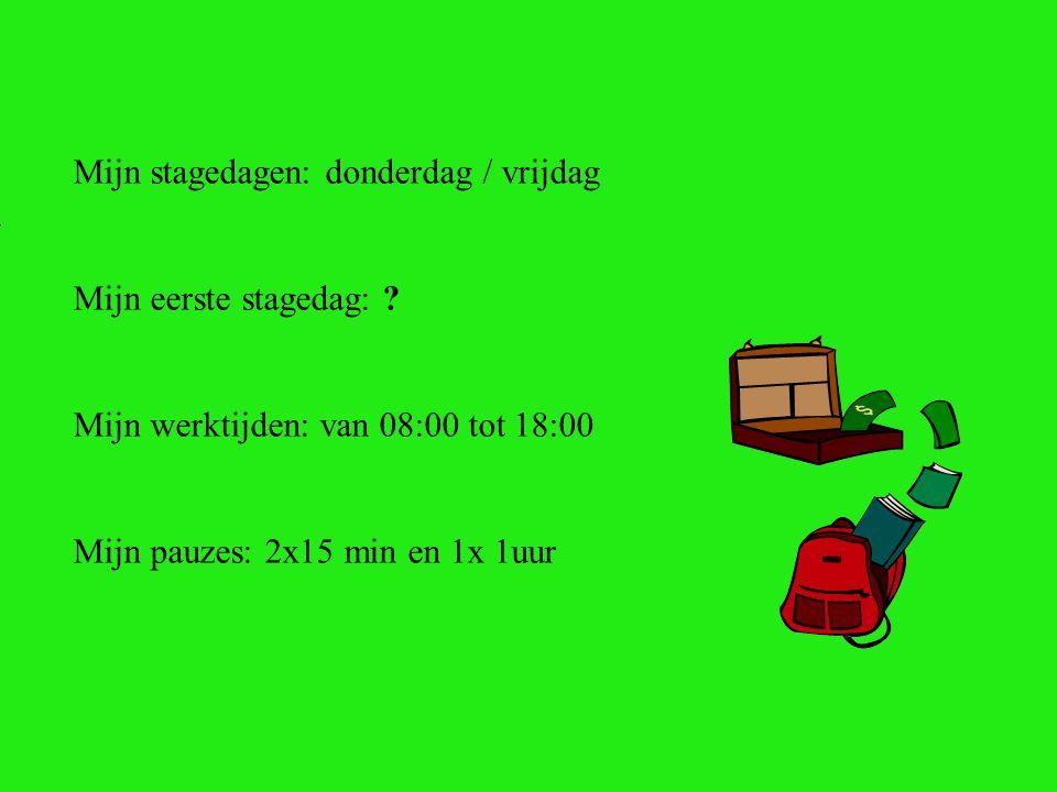 Mijn stage bij Keurslager Boenders slagerij/bakkerij/catering Adres: brink 1 05 45 – 47 13 93 Plaats: Eibergen 7151 **Wat voor bedrijf is het ? Een bo