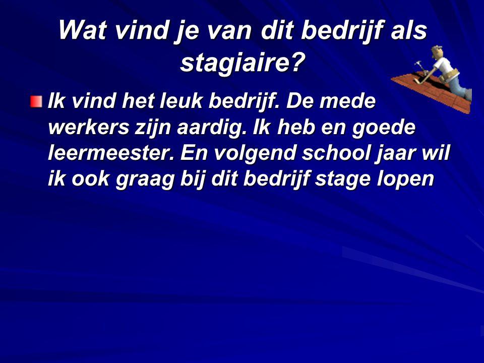 Heeft het bedrijf een internetsite? www.middelhuisenwopereis.bouwgarantlid.nl