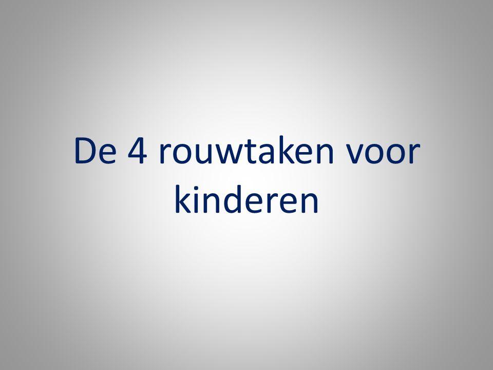 De 4 rouwtaken voor kinderen