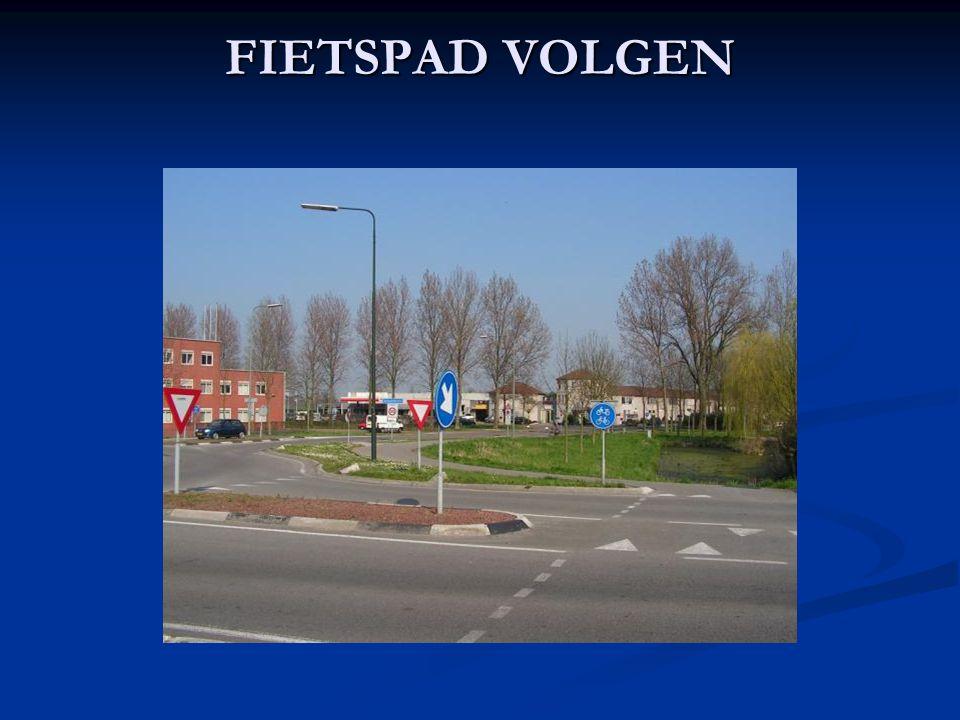 FIETSPAD VOLGEN