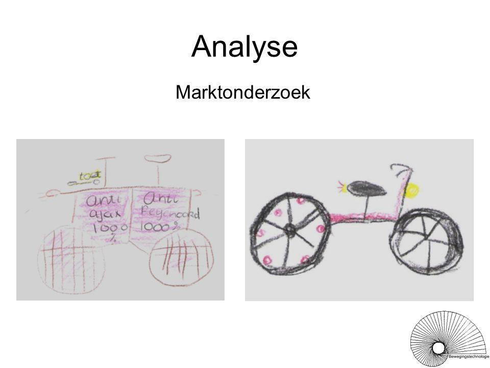 Eisen 1 De fiets mag maximaal €700,- gaan kosten.