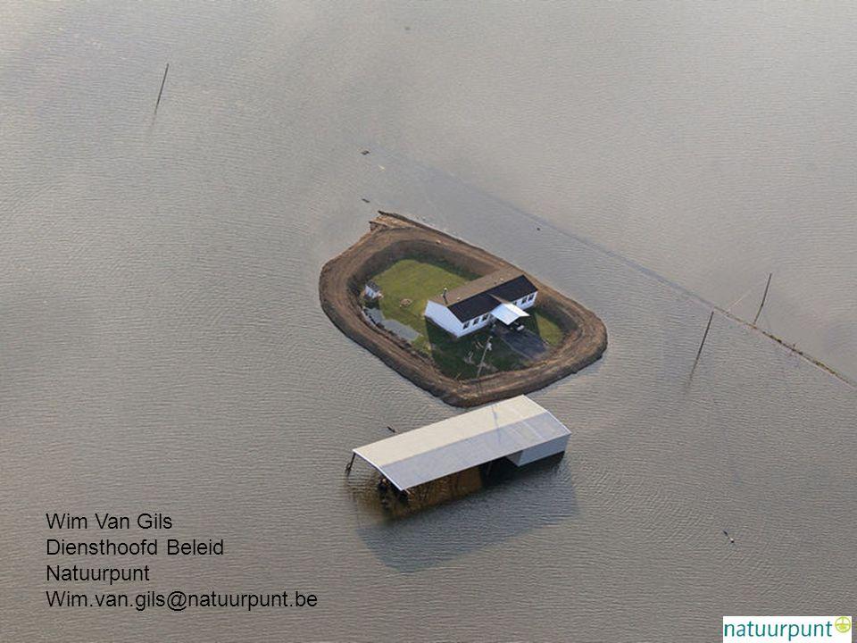 Wim Van Gils Diensthoofd Beleid Natuurpunt Wim.van.gils@natuurpunt.be