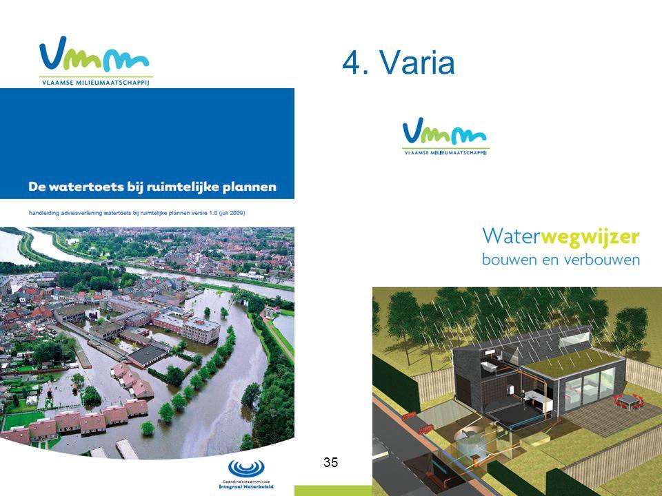 35 4. Varia