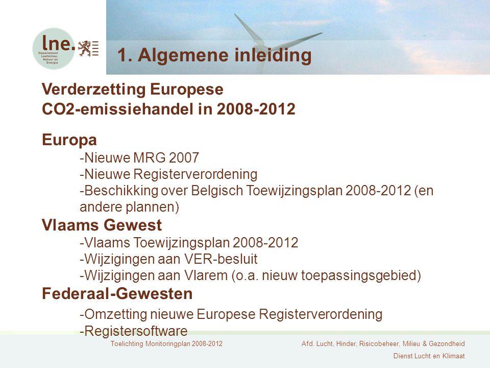 Toelichting Monitoringplan 2008-2012Afd.