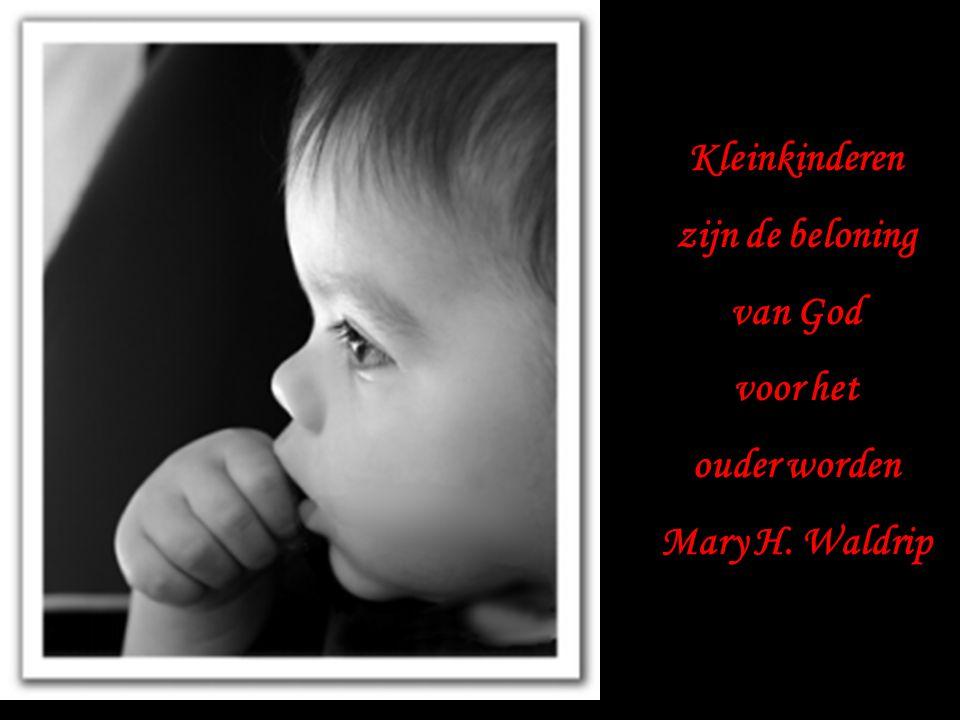 Een grootmoeder is een schitterende moeder met een geweldige ervaring. Joy Hargrov