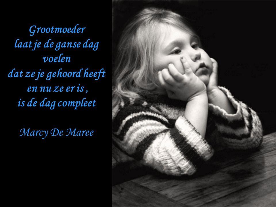 Kleinkinderen zijn de beloning van God voor het ouder worden Mary H. Waldrip