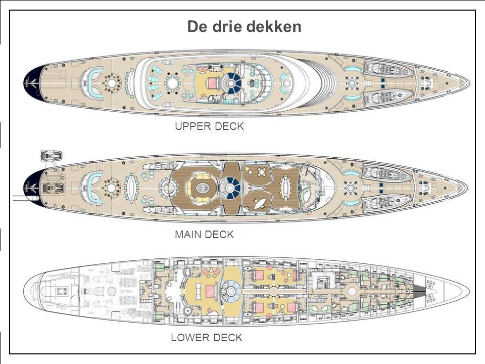 De drie masten kunnen worden gedraaid voor een optimale aerodynamische prestatie van de zeilen.