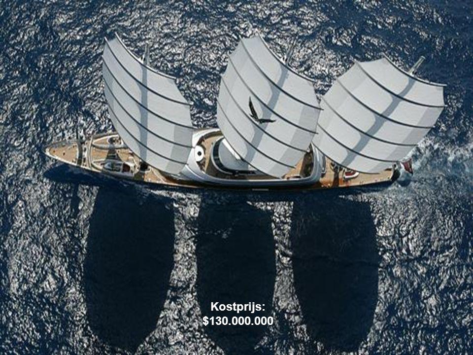 Vrijstaande masten in carbonvezel met vast bevestigde dwarsliggers.