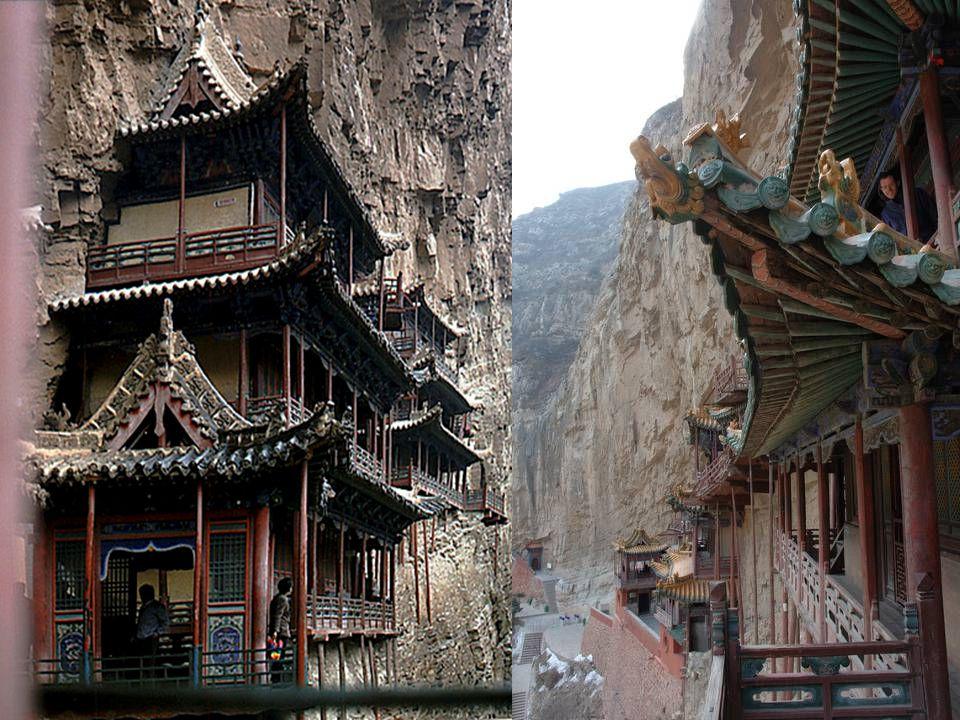 Het klooster en alles wat het symboliseert is een grote culturele verwezenlijking van het Chinese volk.
