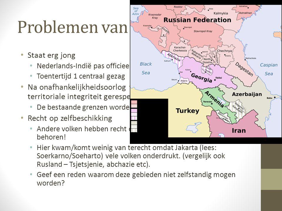 Centripetale / Centrifugale krachten Om te zorgen voor een eenheidsstaat (ter voorkoming van het uiteenvallen van het land) zijn bindende krachten nodig.