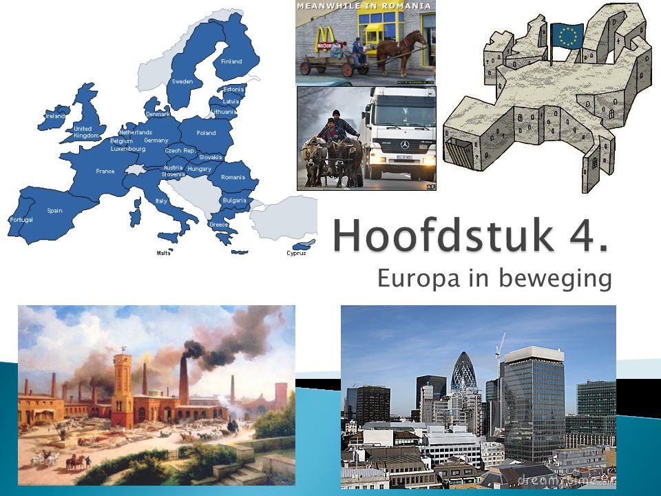 Europa in beweging