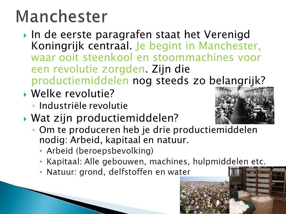  Wat zijn productiemiddelen.