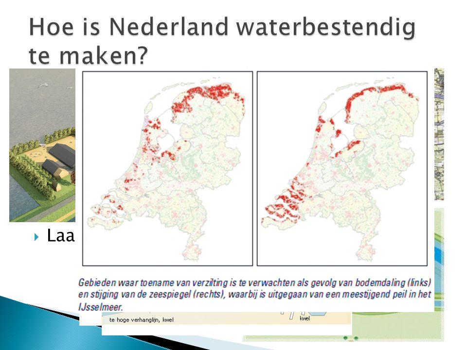  Wat doen we om de gevolgen in Nederland op te vangen.