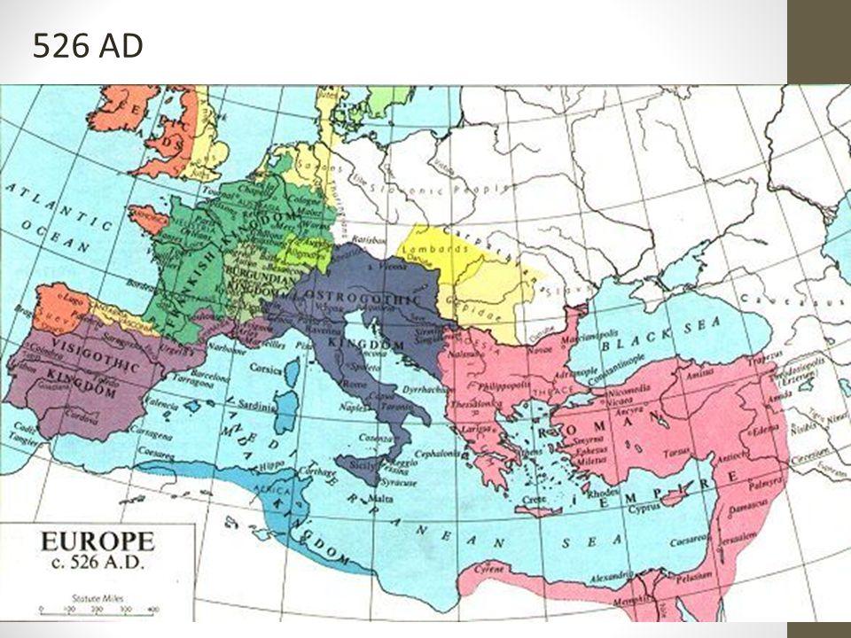 Europa in 1000