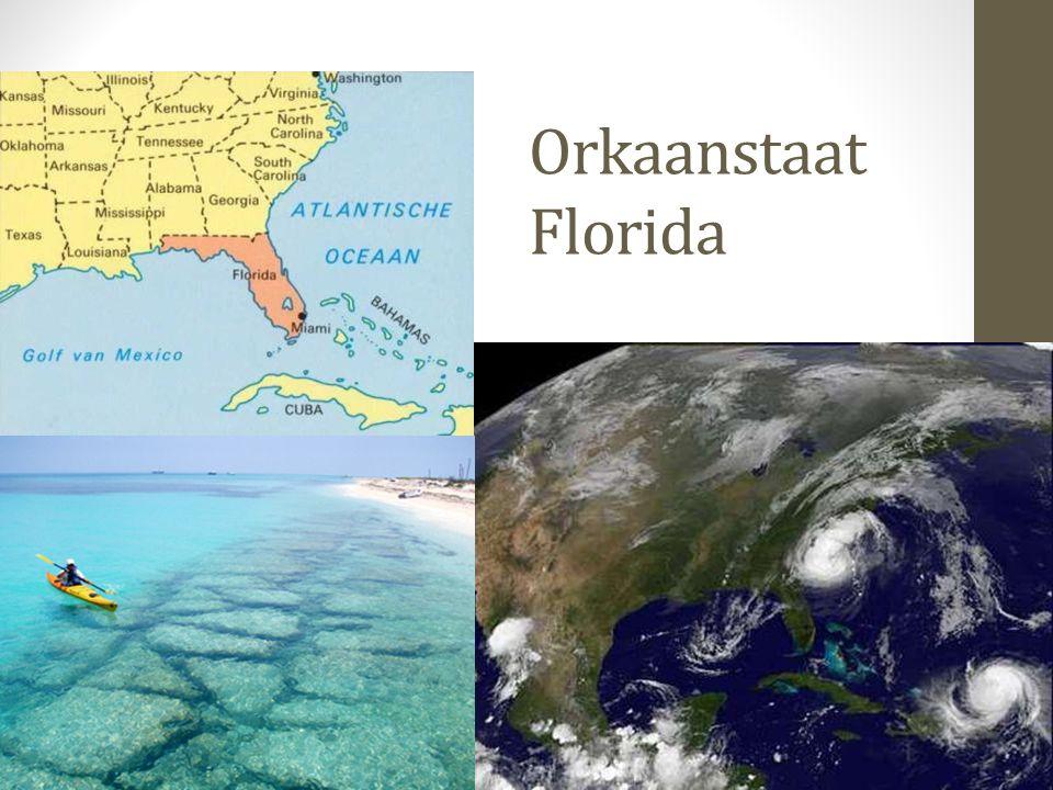 Orkaanstaat Florida