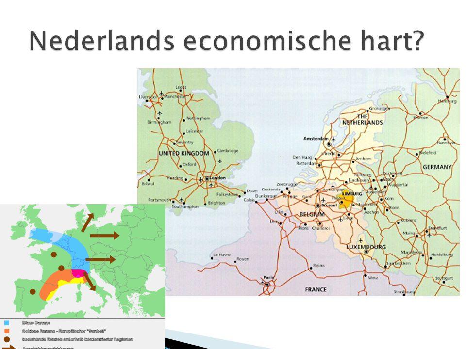  Ruimtelijke ordening  In de jaren 60 leek het erop dat NL in het jaar 2000 21 miljoen mensen zou tellen.