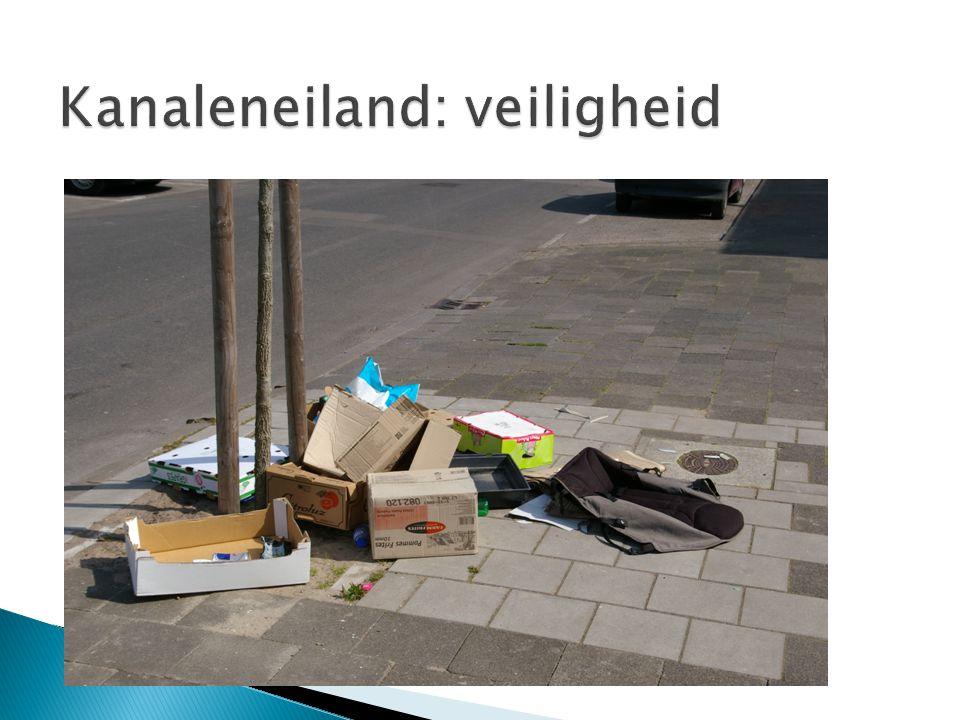 Kanaleneiland: veiligheid