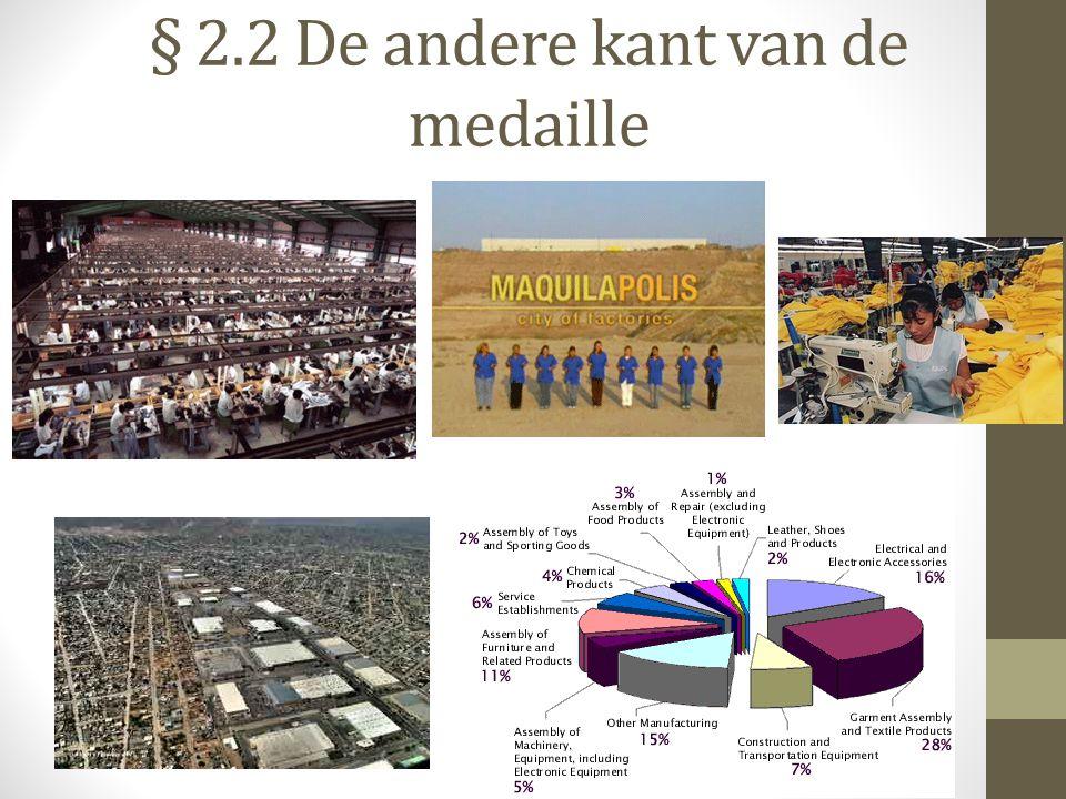 § 2.2 De andere kant van de medaille