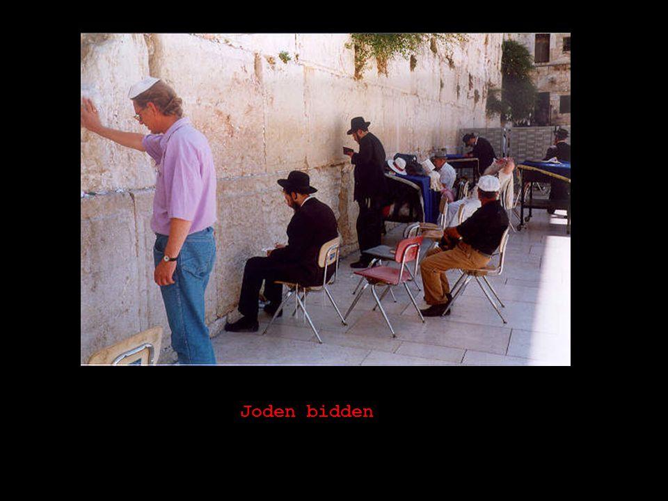 Joden bidden
