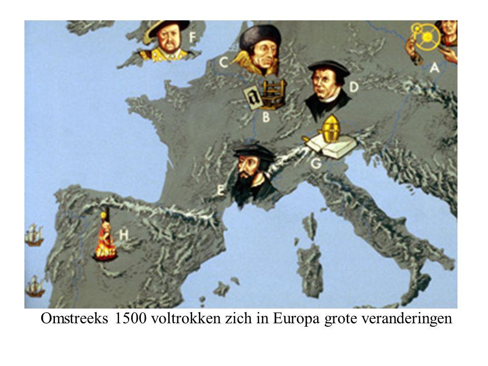 Erasmus van Rotterdam levert veel kritiek op bestaande toestanden