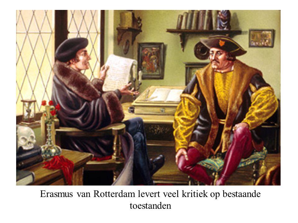 In Engeland wordt Hendrik VIII het hoofd van de kerk