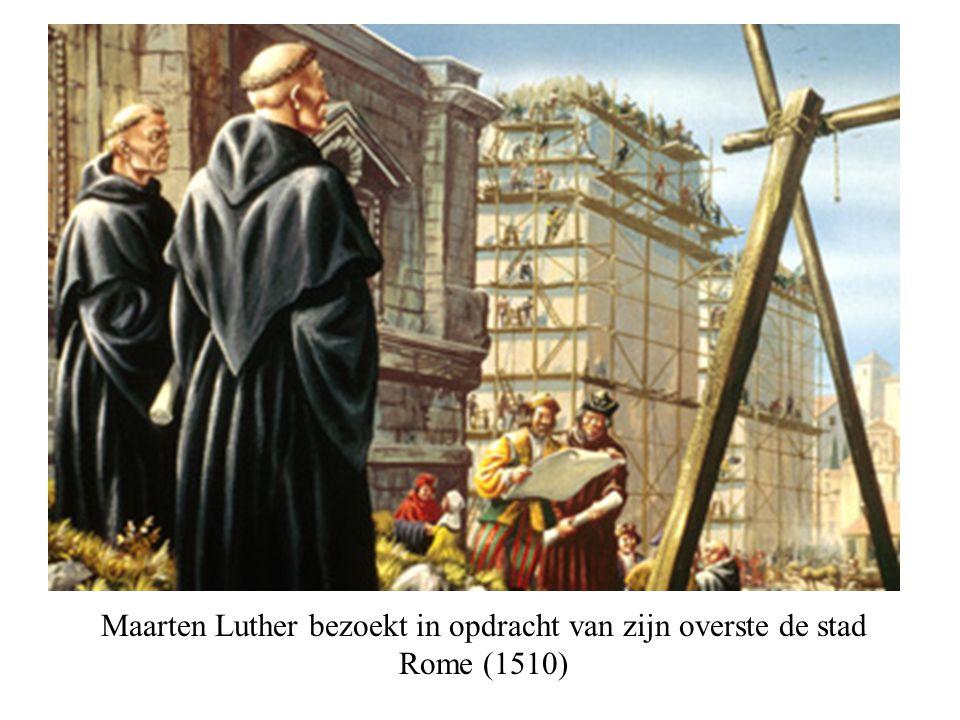 In de Nederlanden bestrijdt Karel V de Hervorming met plakkaten