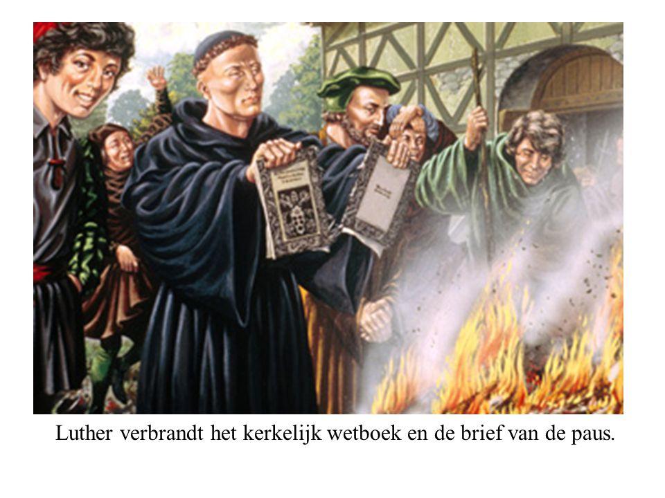 De terechtstelling van de Wederdopers brengt schrik in Amsterdam