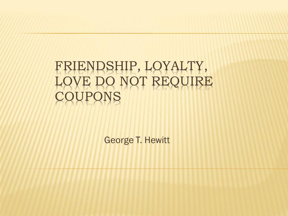 George T. Hewitt