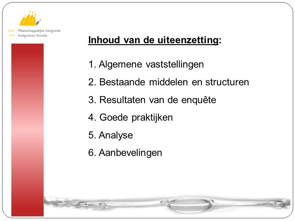 13  Benutting van de bestaande financiële middelen : gevalstudie Wallonië