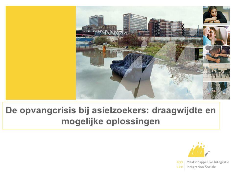 De opvangcrisis bij asielzoekers: draagwijdte en mogelijke oplossingen