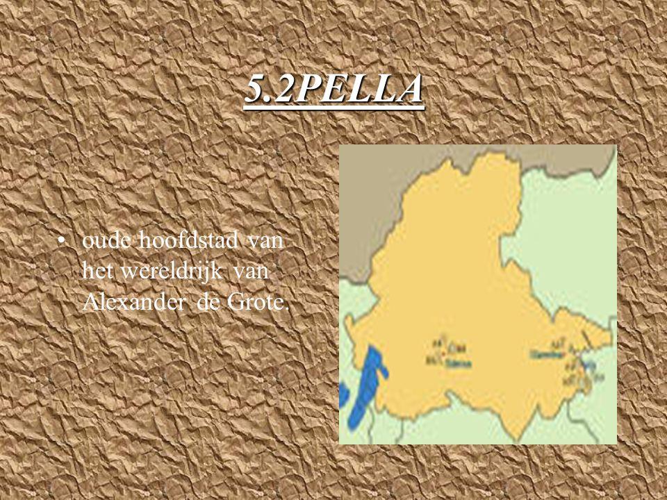 5.1ALEXANDER DE GROTE GEBOORTEDATUM: 356 voor Christus GEBOORTEPLAATS: PELLA NAAM VADER: PHILIPPHUS || NAAM MOEDER: OLYMPIAS GESTORVEN: 13 JULI 323