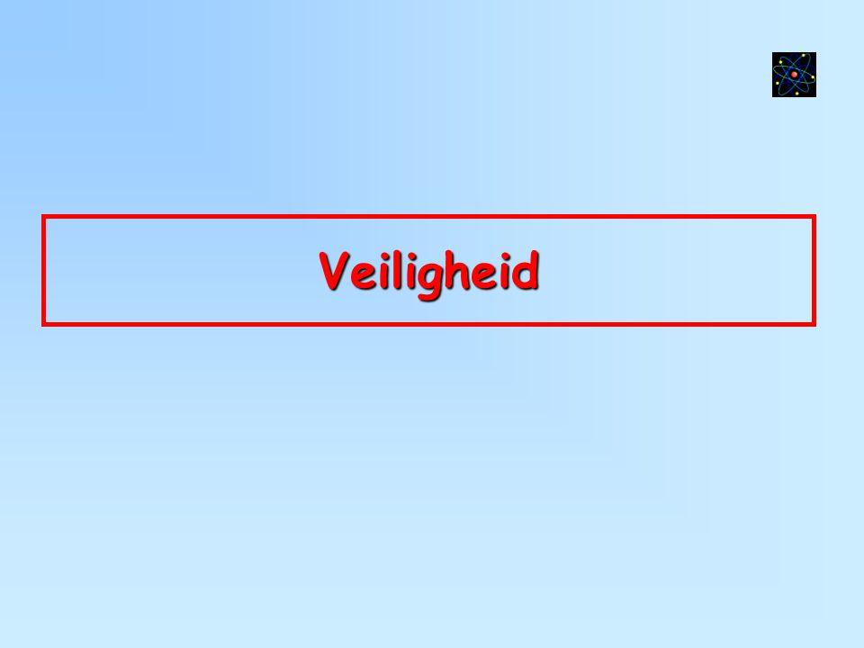 4. Beveiliging tegen brand  Reden ?  foutief gebruik toestel  te grote stroom
